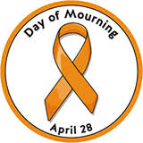 day of mourning ribbon